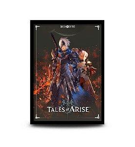 Quadro Tales of Arise - 32,5 x 43cm