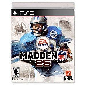 Madden NFL 25 (Usado) - PS3