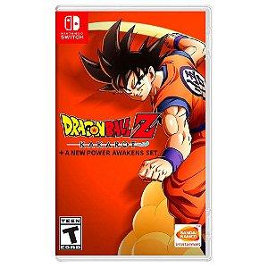 Dragon Ball Z Kakarot - Switch