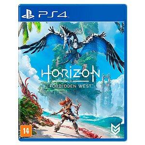 Horizon Zero Dawn: Forbidden West - PS4