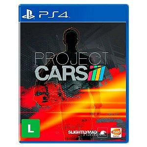 Project Cars (Usado) - PS4