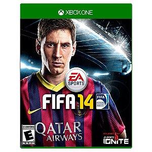 Fifa 14 (Usado) - Xbox One