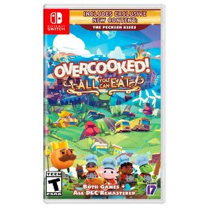 OverCooked: All You Can Eat - Switch