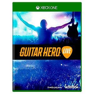 Guitar Hero Live (Usado) - Xbox One