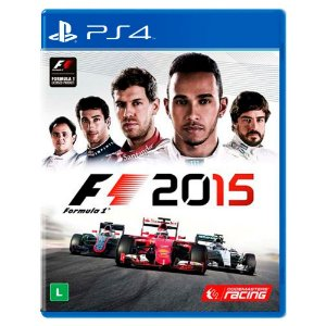 F1 2015 (Usado) - PS4