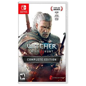 The Witcher 3: Wild Hunt Edição Completa - Switch
