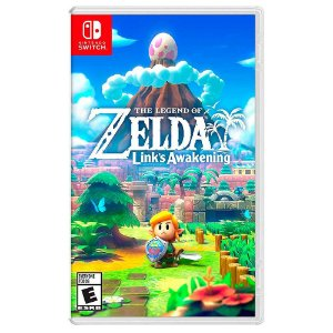 The Legend of Zelda: Link's Awakening - Switch