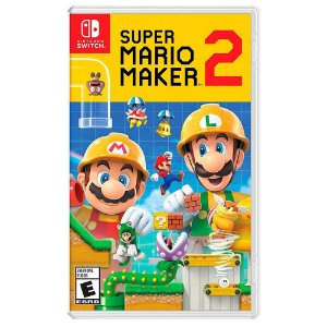Super Mario Maker 2 - Switch