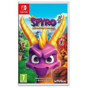 Spyro Reignited Trilogy - Switch