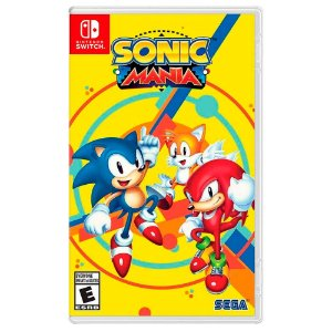 Sonic Mania - Switch