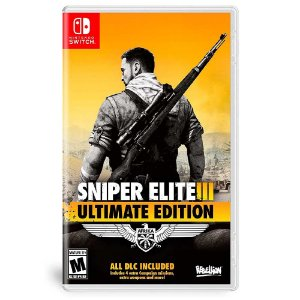 Sniper Elite III Ultimate Edition - Switch