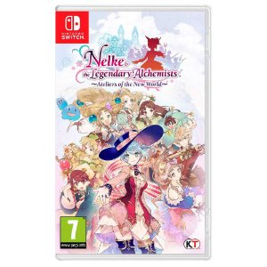 Nelke & the Legendary Alchemists: Ateliers of the New World - Switch