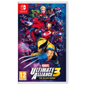 Marvel Ultimate Alliance 3: The Black Order - Switch