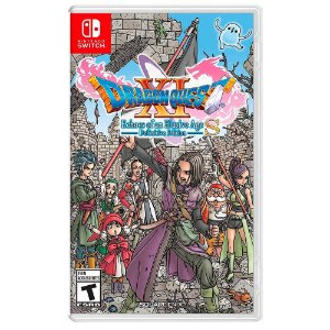 Dragon Quest XI S: Echoes of an Elusive Age Definitive Edition - Switch