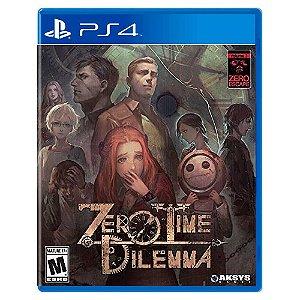 Zero Time Dilemma - PS4