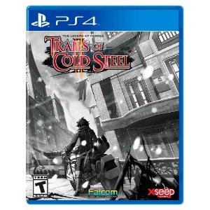 The Legend of Heroes: Trails of Cold Steel II Relentless Edition - PS4