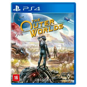The Outer Worlds - PS4