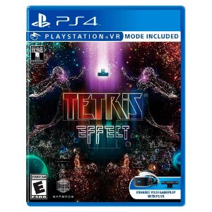 Tetris Effect VR - PS4