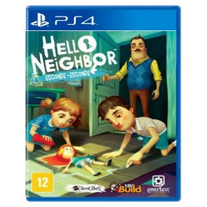Hello Neighbor Esconde-Esconde - PS4