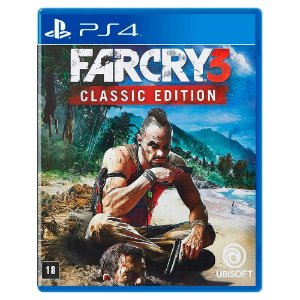 Far Cry 3 Classic Edition - PS4