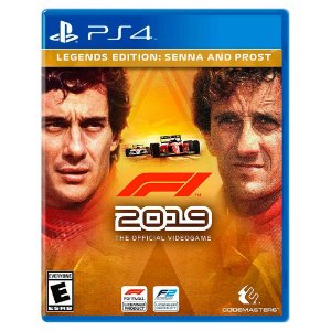 F1 2019: Legends Edition - PS4