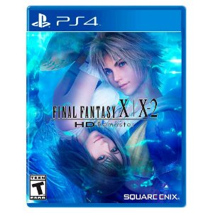 Final Fantasy X/X-2 - PS4