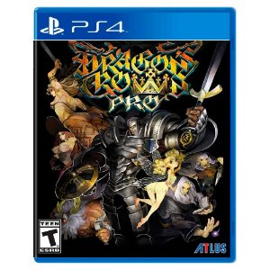 Dragon's Crown Pro: Battle-Hardened Edition - PS4
