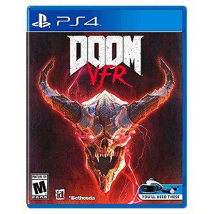 Doom VFR - PS4