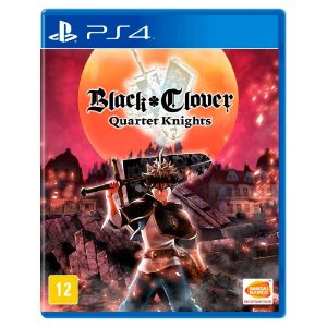 Black Clover: Quartet Knights - PS4
