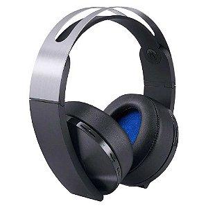 PlayStation Platinum Wireless Headset 7.1 - PS4