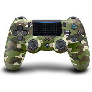 Controle Dualshock 4 - Camuflado - PS4
