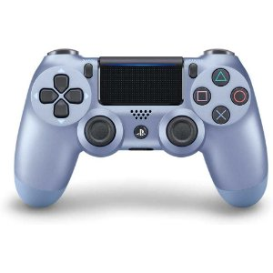 Controle Dualshock 4 - Azul Titânio - PS4