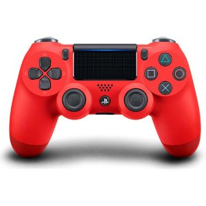 Controle Dualshock 4 - Vermelho - PS4