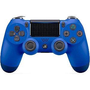 Controle Dualshock 4 - Azul - PS4