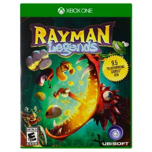 Rayman Legends - Xbox One e Xbox 360