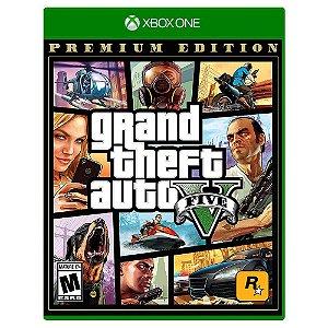 Grand Theft Auto V: Edição Online Premium - Xbox One