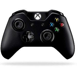 Controle Xbox One - Preto