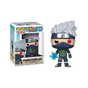 Funko Pop! Kakashi (Lightning Blade) #548