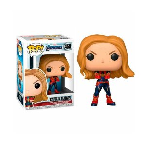 Funko Pop! Capitã Marvel #459