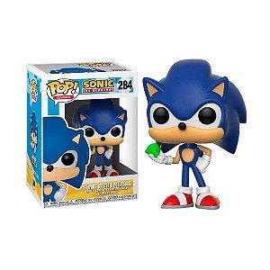 Funko Pop! Sonic with Emerald #284