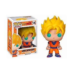Funko Pop! Super Saiyan Goku #14