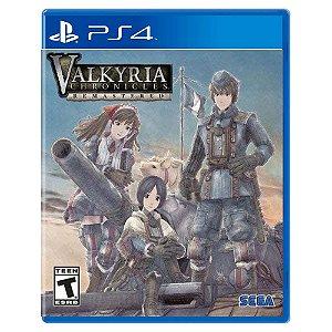 Valkyria Chronicles Remastered (Usado) - PS4