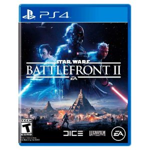Star Wars Battlefront II (Usado) - PS4