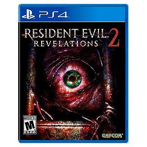 Resident Evil Revelations 2 (Usado) - PS4