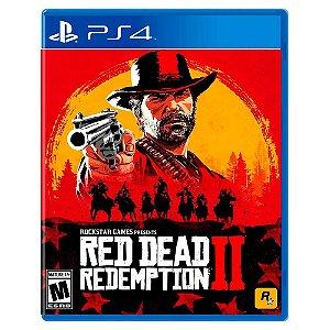 Red Dead Redemption 2 (Usado) - PS4