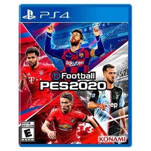 PES 2020 (Usado) - PS4