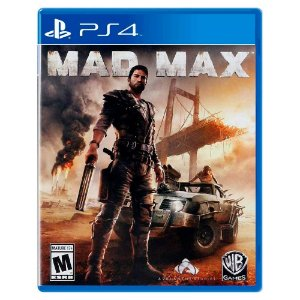 Mad Max (Usado) - PS4