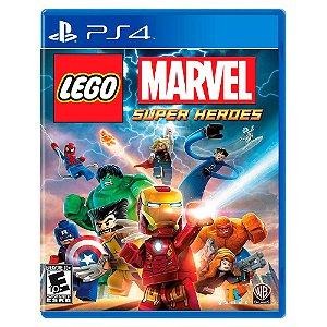 Lego Marvel Super Heroes (Usado) - PS4