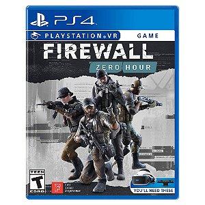 Firewall: Zero Hour (Usado) - PS4