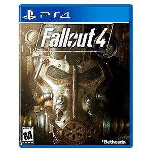 Fallout 4 (Usado) - PS4